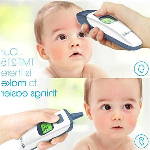 Baby Digital Contact and Toddler Object -Easy Your Newborn - No -