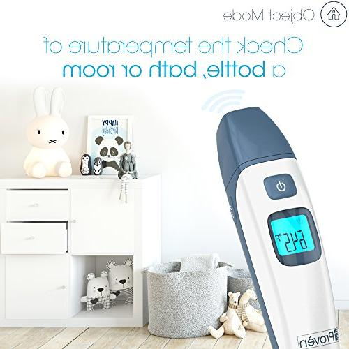 Temperature - Digital Contact and with Object Mode Your Newborn - No