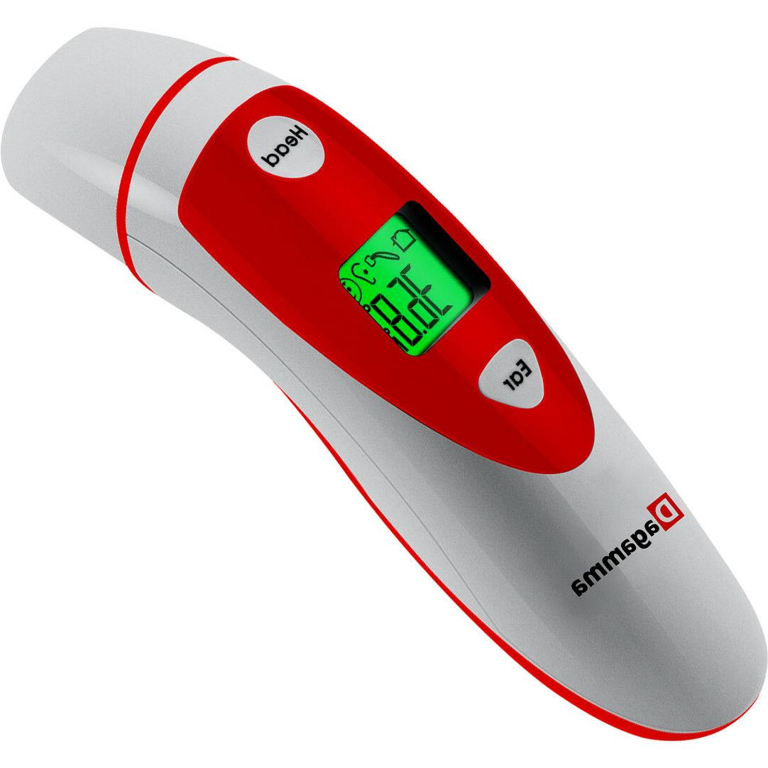 Digital Ear Thermometer Dual Baby Adult Thermometer - FDA