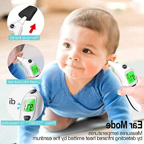 Baby Forehead Thermometer Digital Thermometer Kids, and and