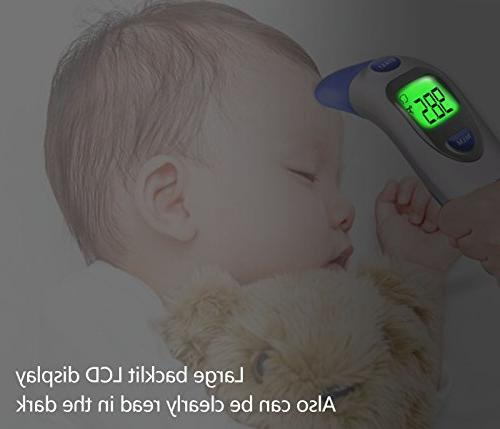 Baby Thermometer Ear Infrared Thermometer for Fever, for Children, Toddlers, FDA