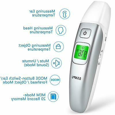 Forehead Thermometer Digital For Fever Medical