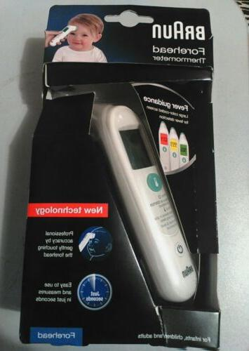 forehead thermometer model bfh 125 see note