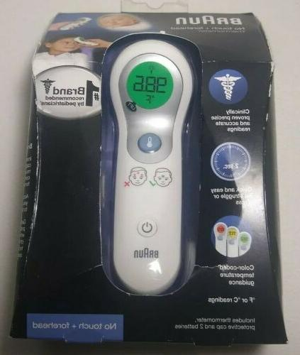 forehead thermometer ntf 3000 no touch forehead