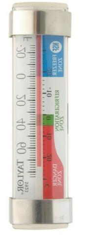 Freezer-Refrigerator Kitchen Thermometer