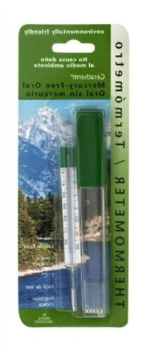 Geratherm Mercury-Free Oral Thermometer - 1 CT