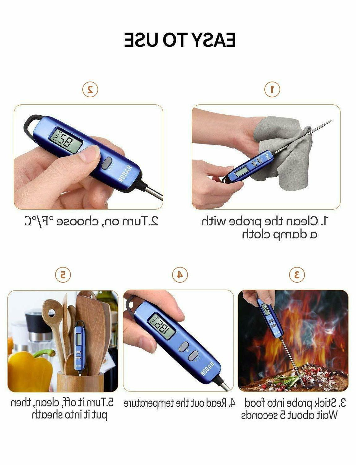 Meat Read Thermometer Candy