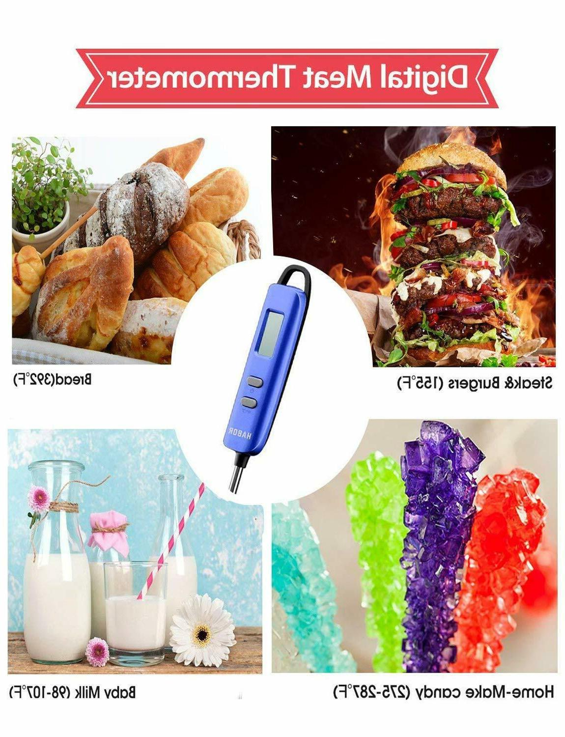 Meat Instant Read Thermometer Cooking Candy