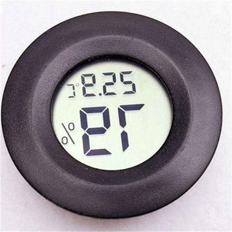 new digital lcd indoor outdoor thermometer humidity