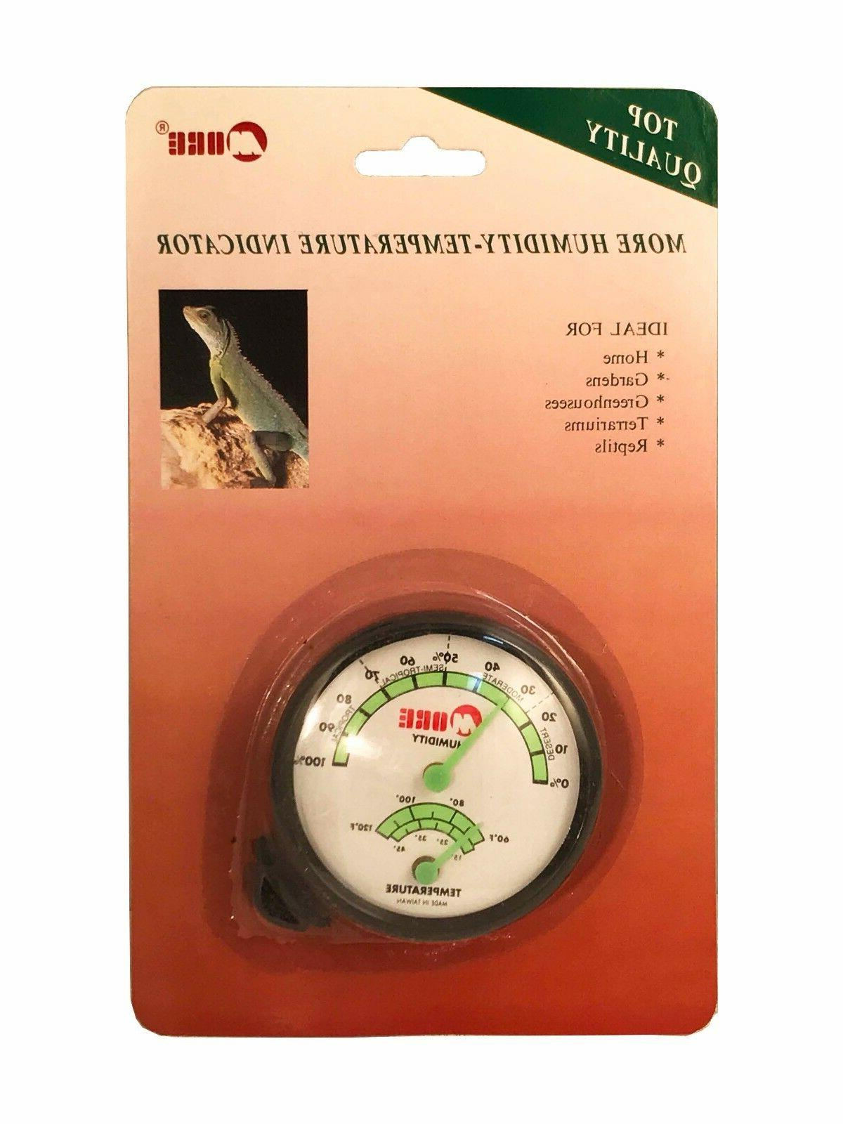 humidity temperature indicator thermometer hygrometer