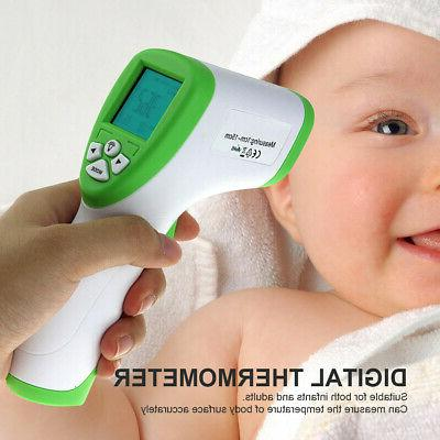 No Infrared Forehead Thermometer Body Temperature Gun