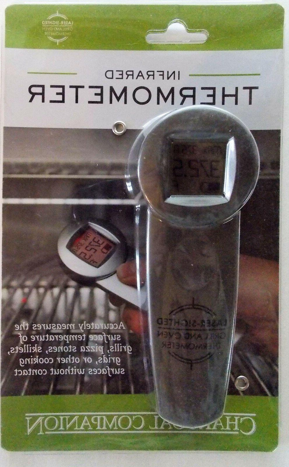 infrared grill and oven thermometer nip