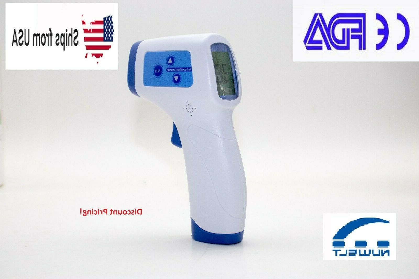 Infrared Non-Contact Digital Thermometer Temp Kids