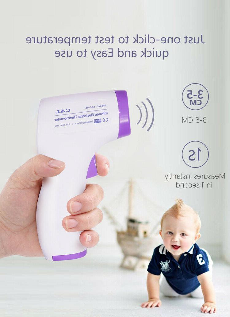Infrared Non Contact Thermometer Forehead FDA & CE | Stock | Medical Grade