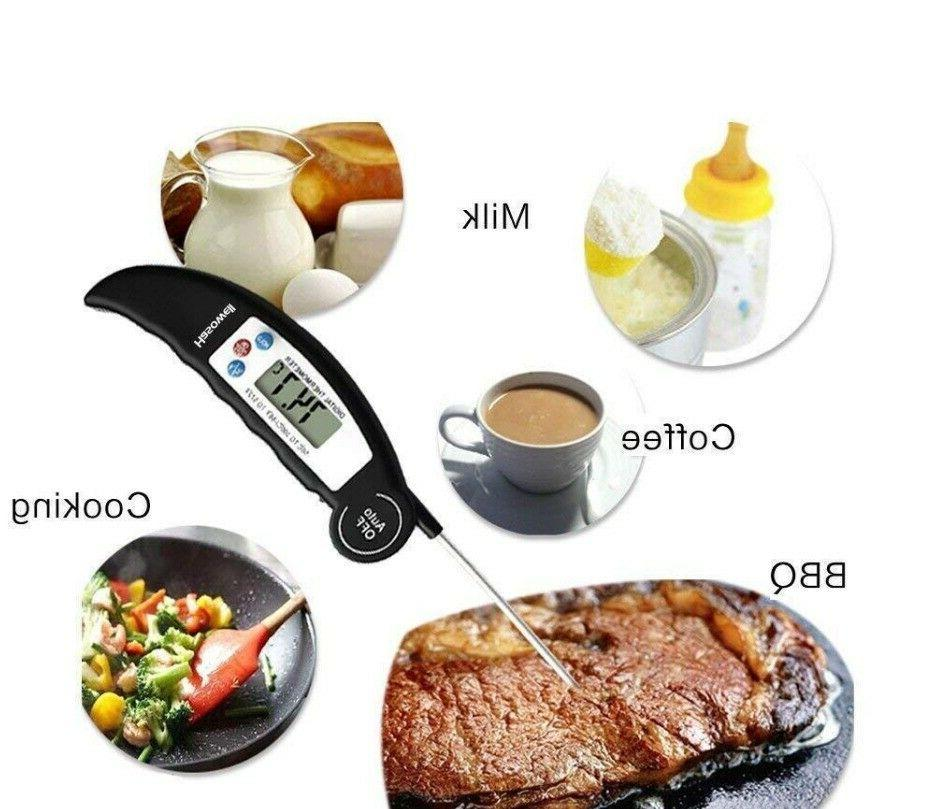 Instant Digital BBQ Thermometer Kitchen Meat