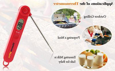 ThermoPro Read Thermometer BBQ Thermometer