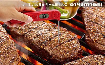 ThermoPro Thermometer LCD BBQ