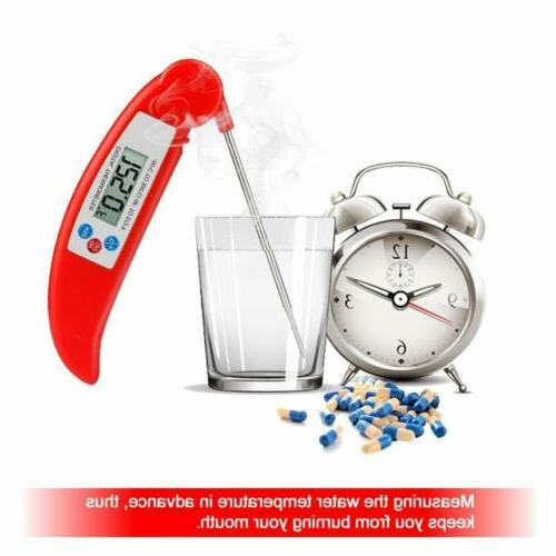 Instant Read Thermometer Probe Grill