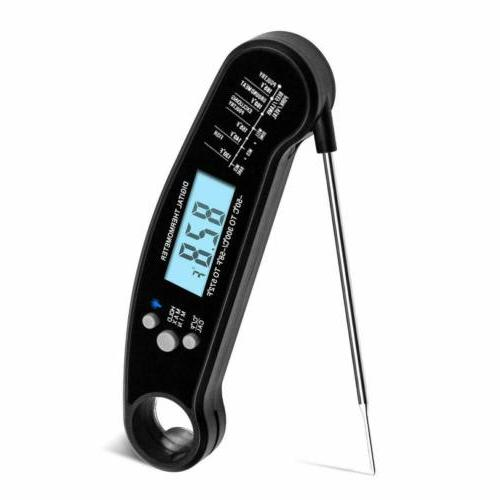 Instant Meat Thermometer BBQ with