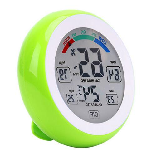 LCD Display Digital Thermometer Humidity Meter Temperature