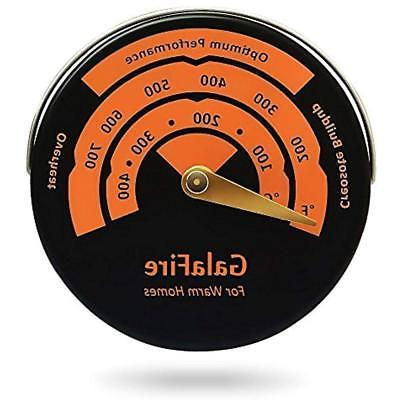 magnetic stove thermometer oven temperature meter