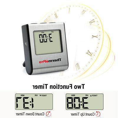 ThermoPro Meat Thermometer Digital Food Cooking Grill