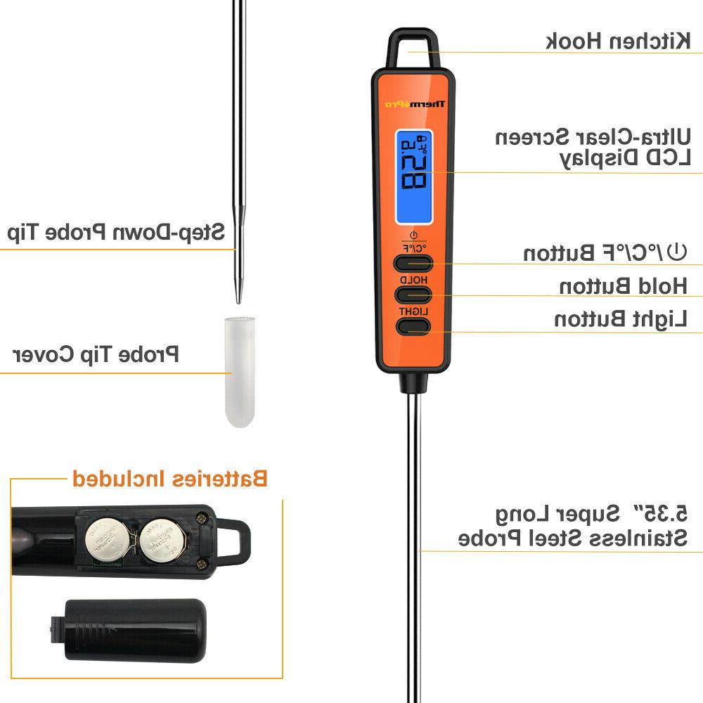 ThermoPro Meat Read Grill Thermometer