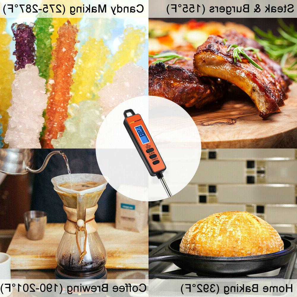 ThermoPro Meat Thermometer Read Cooking Oven Grill