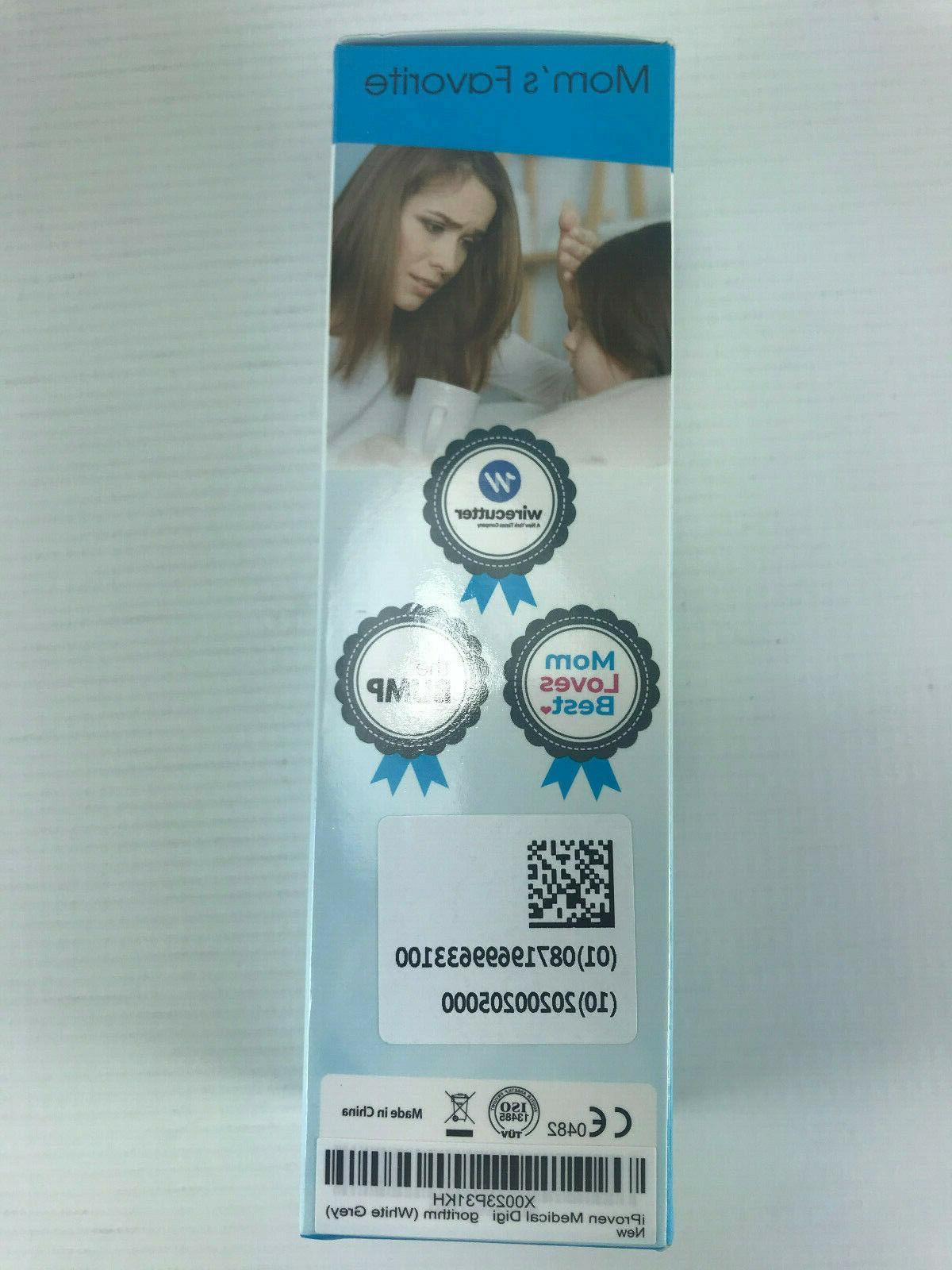 iProven MEDICAL Forehead & Thermometer