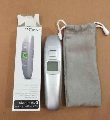 medical ear forehead thermometer
