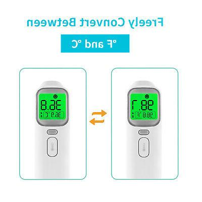 Medical Grade NON-CONTACT Forehead Thermometer Baby/Adult
