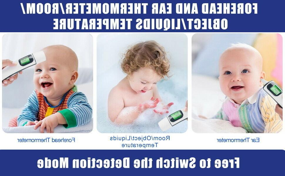 Medical NON-CONTACT Forehead Baby/Adult approved