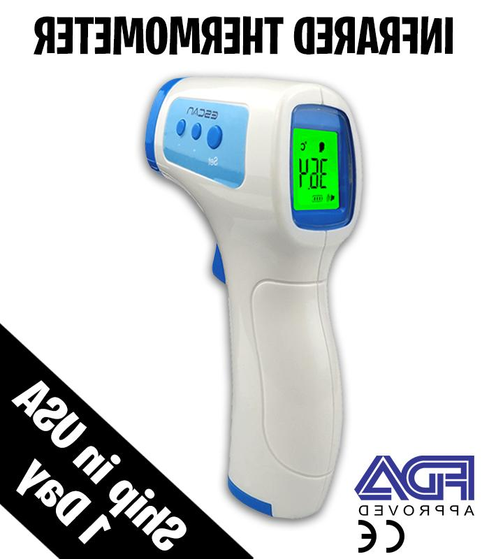 medical non contact body forehead ir infrared