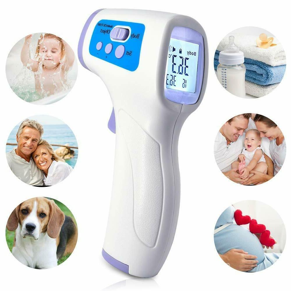 Medical IR Infrared Digital Thermometer
