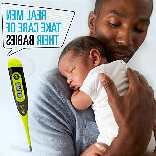 Clinically Accurate Thermometer Fever - Fast Seconds - DTR-1221BG -