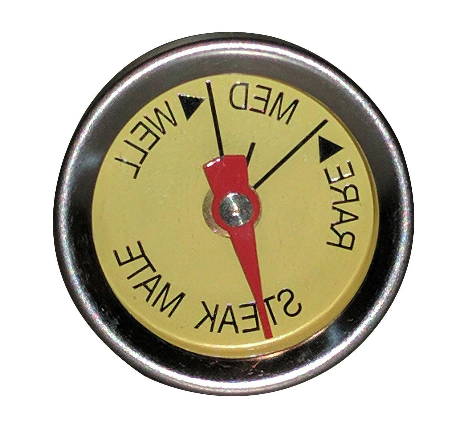 New Set of Steak Mate Mini Thermometers and Oven