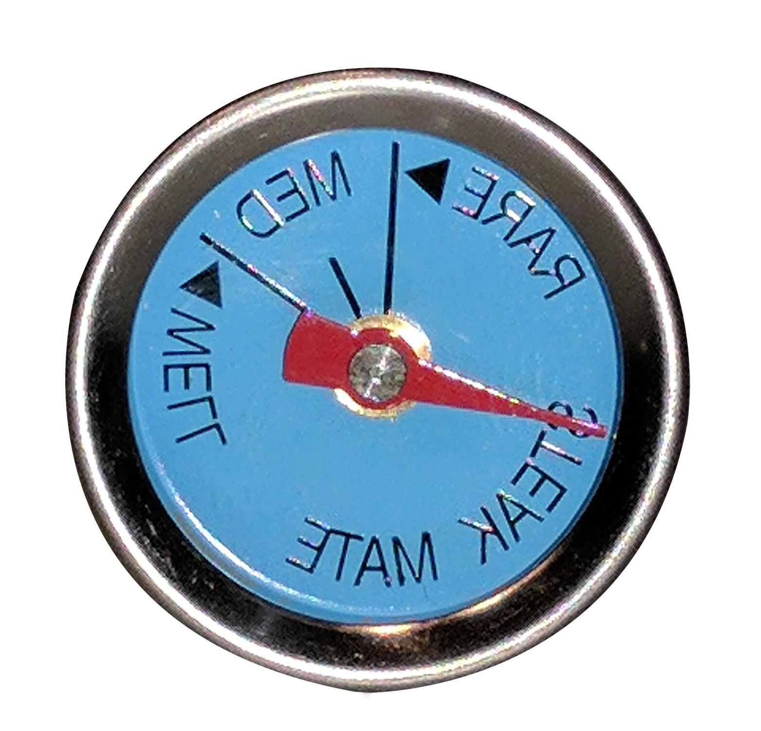 New Steak Mate Thermometers Stainless Steel Oven Safe