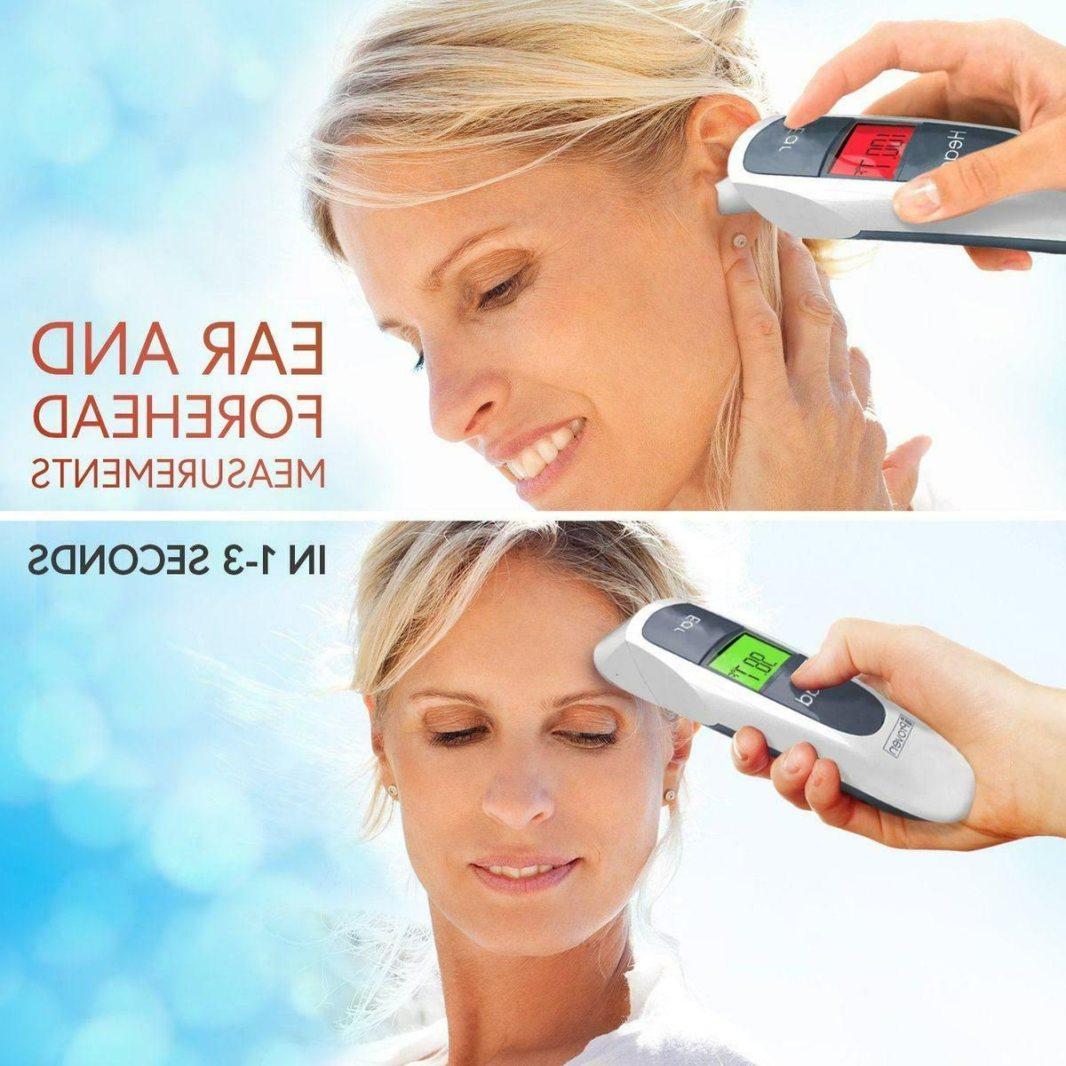 New Adult Ear Thermometer with Accuracy- DMT-316B