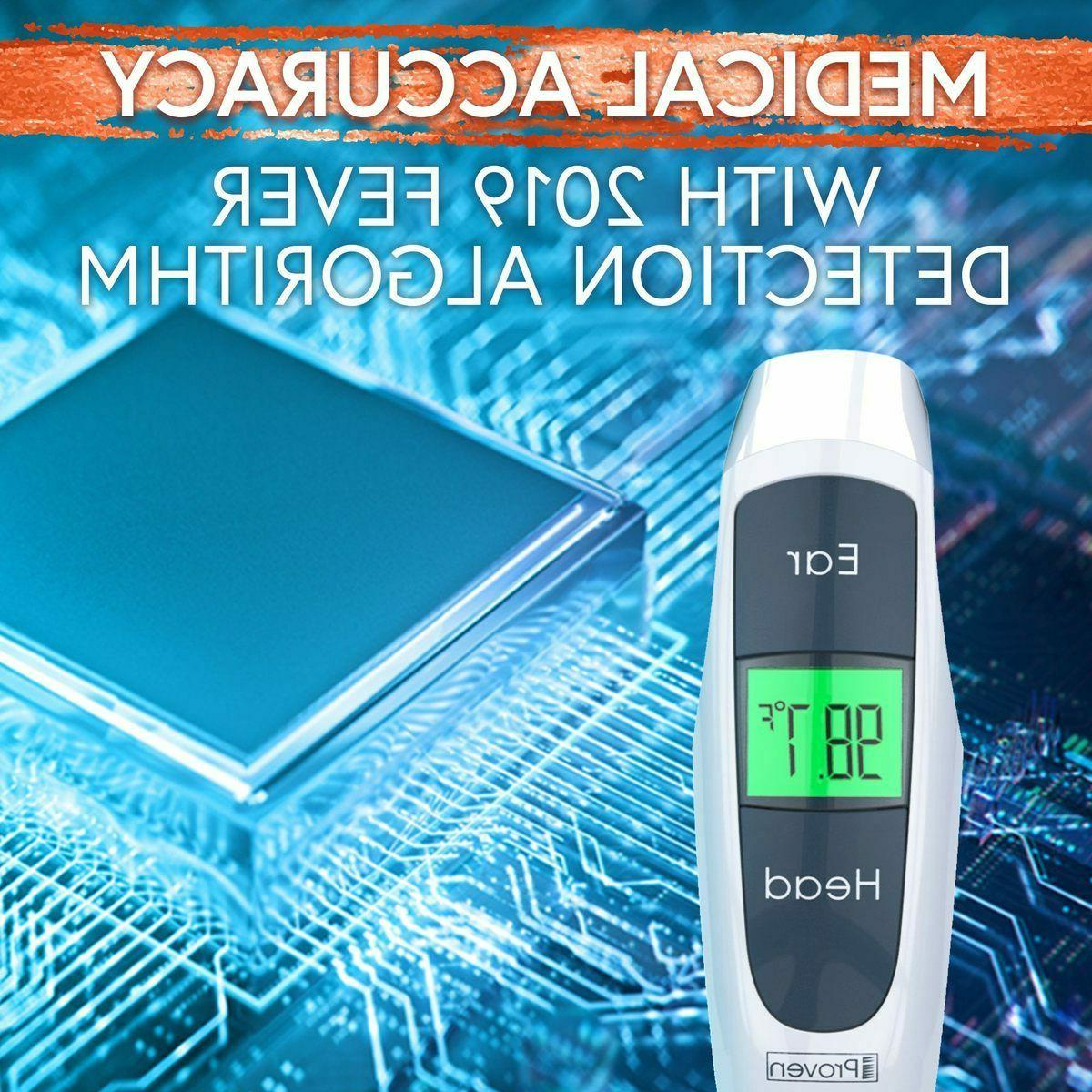 New Clinical Thermometer Accuracy-