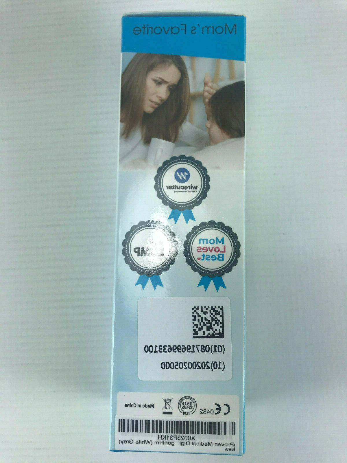 New MEDICAL & Thermometer Infrared Lens White