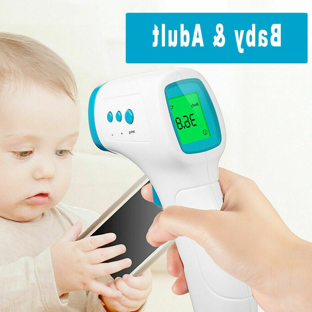 Medical Infrared Non-Contact Digital Forehead Body Baby kid