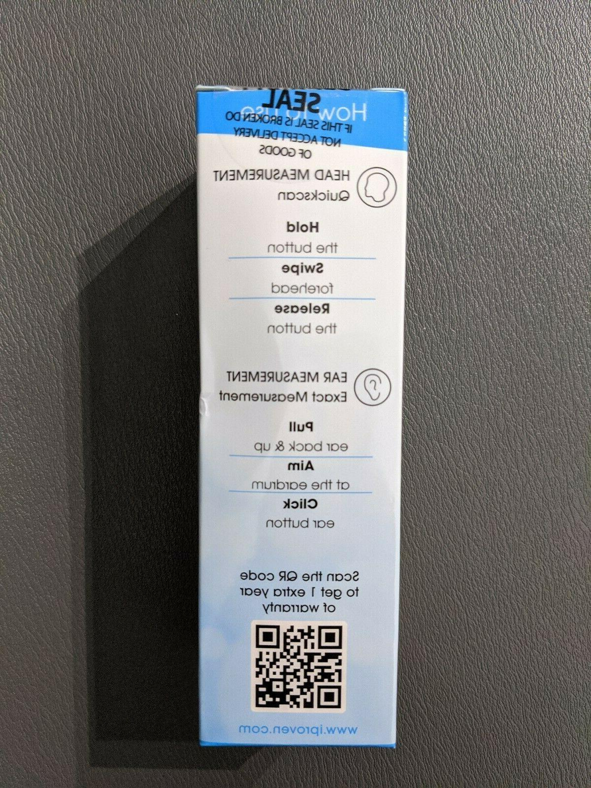 New SEALED Mode Thermometer