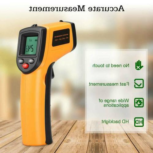 New Digital Infrared Thermometer Meter