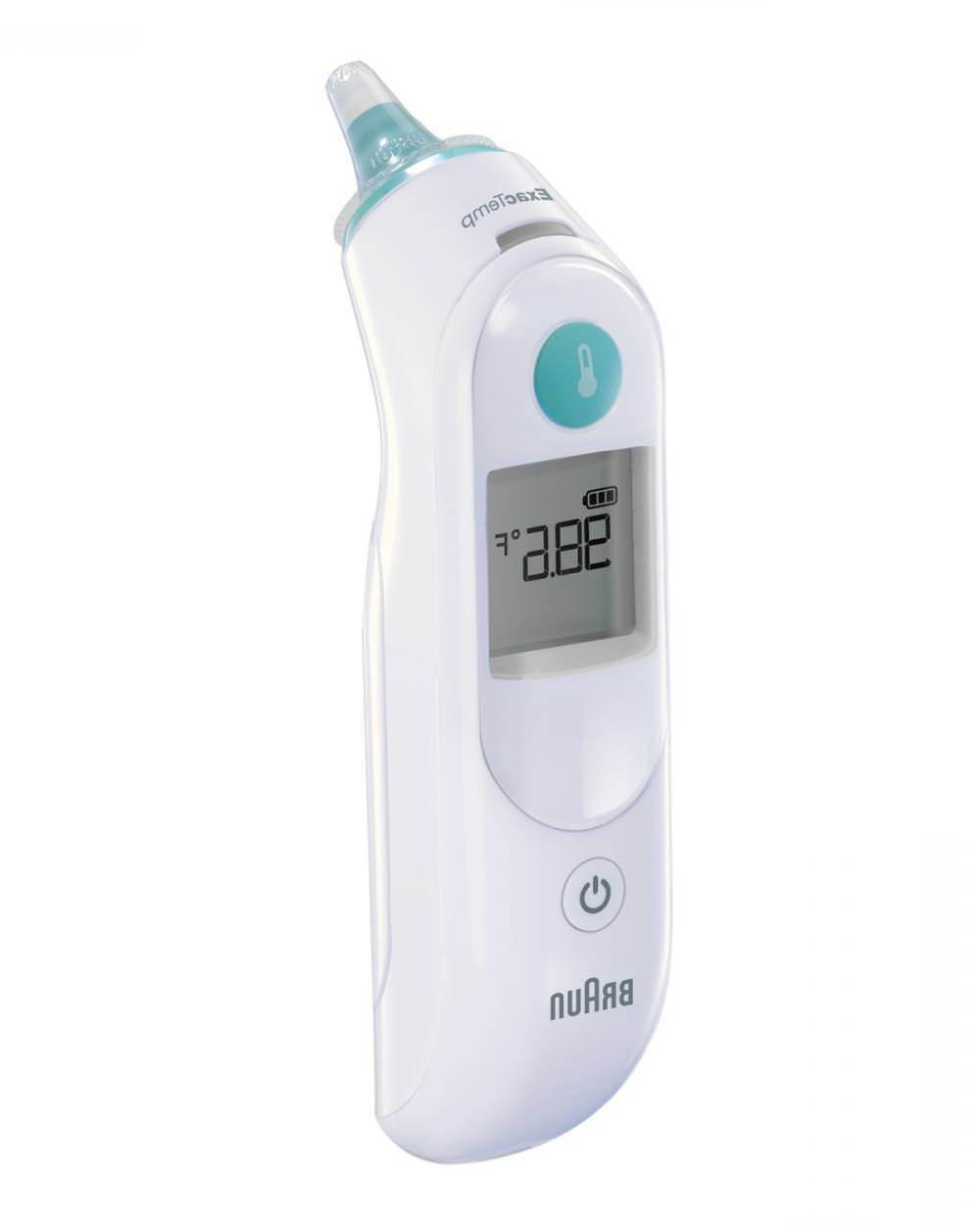 NEW Braun ThermoScan 5 Ear Thermometer Infants Children Adul