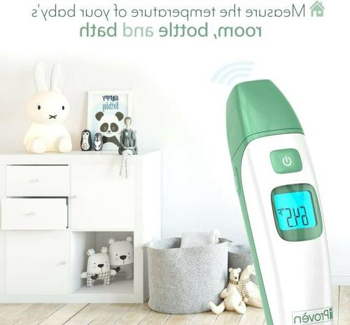 NEW Triple Forehead Ear Thermometer Fever IN