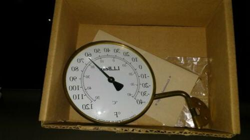 new vermont dial thermometer l l bean