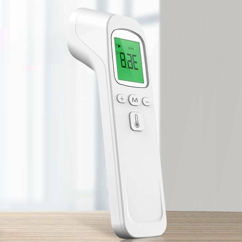 no contact forehead thermometer digital infrared temporal