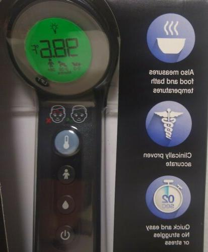 Braun No Touch in Thermometer