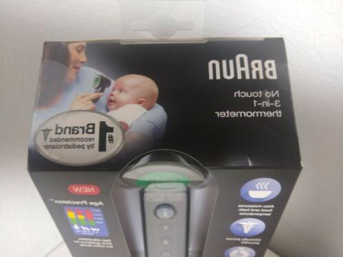 Braun Touch 3 Thermometer BNT400