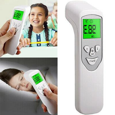 Medical Non-Contact Infrared Thermometer Gun Adult Digital F